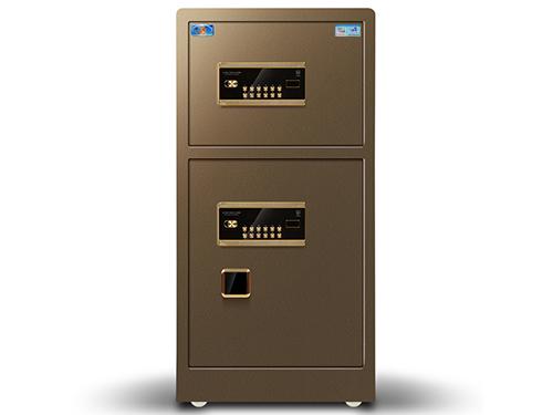 双门电子保管柜