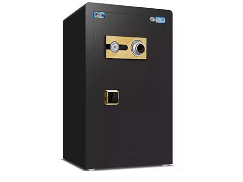 机械锁防盗保险柜